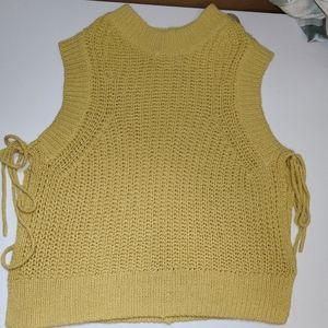 Brand new Wilfred knit tank top